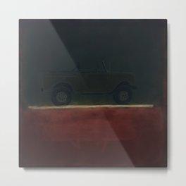IH8 - Rothko Series Metal Print