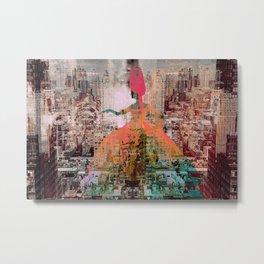 New York 9 Metal Print