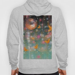 Entrance to the faerie worlds Hoody