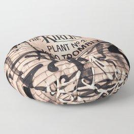 Plant No. 2 Floor Pillow