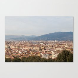 Florence, Italy Canvas Print
