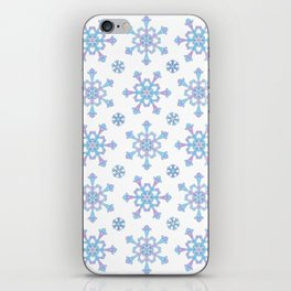 Let it Snow Mix 5 iPhone Skin