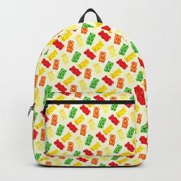 Gummy Bear Pattern Backpack