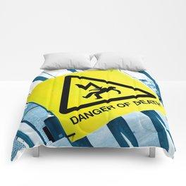 Danger of Death #3   Press PLAY To Die Comforters