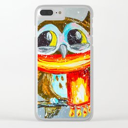 OOH... SO COLD ! Clear iPhone Case