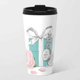 Tiffany Rose Travel Mug