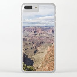 Grand Canyon No. 6 Clear iPhone Case