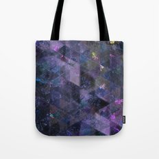 Abstract Geometric Background #21 Tote Bag