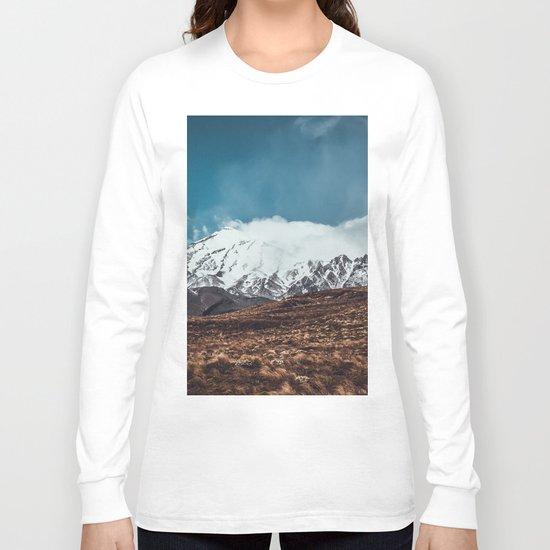 Vintage Landscape Long Sleeve T-shirt
