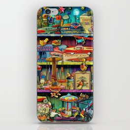 Toy Wonderama iPhone Skin