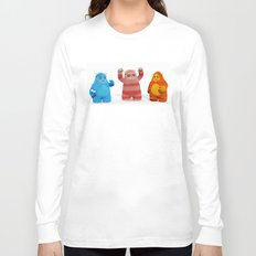 Yeti Attack Long Sleeve T-shirt