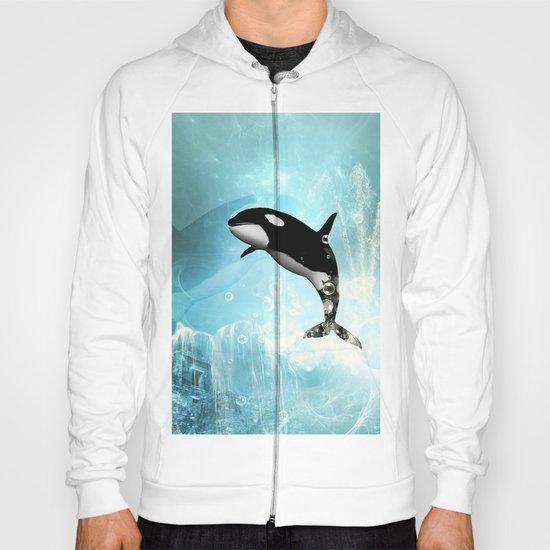 The orca Hoody