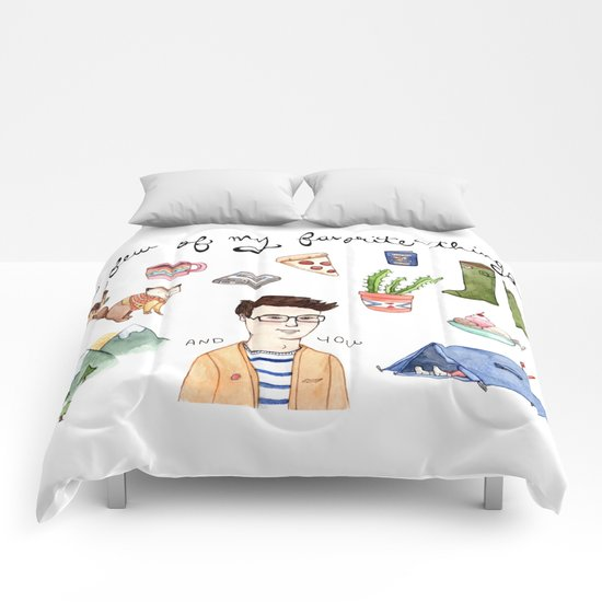 Favorite Things Comforters