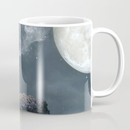 The Light of Starry Dreams Coffee Mug