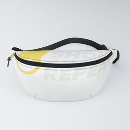 Aim Shoot Swear Billiards Quote Snooker Pool Fanny Pack