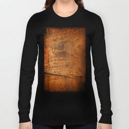 Wood Texture 340 Long Sleeve T-shirt