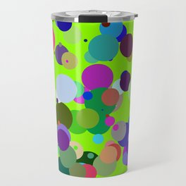 Circles #13 - 03182017 Travel Mug