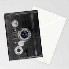 Vintage Camera 10 Stationery Cards