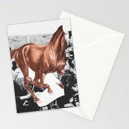 death rattle Stationery Cards