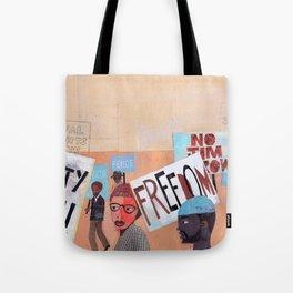 EQUALITY NOW Tote Bag