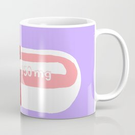 Love Pill Lavender Coffee Mug