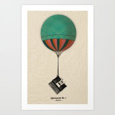 Gymnopedie No.1 - Erik Satie Art Print