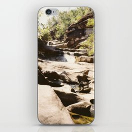Ubon Ratchathani TH - Waterfalls I iPhone Skin