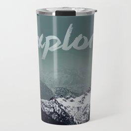 Salzburg Mountain-Explore Design Travel Mug
