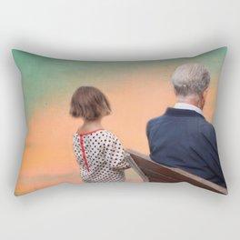 The wonderful stories of my grandfather Rectangular Pillow