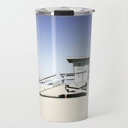 Hermosa Beach Tower 5 Travel Mug