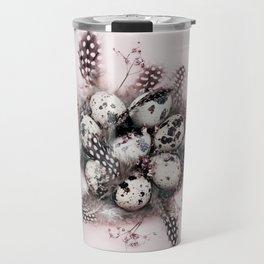 Quail eggs Travel Mug