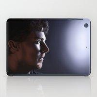 ed sheeran iPad Cases featuring Sherlock[ed] by Mel Hampson