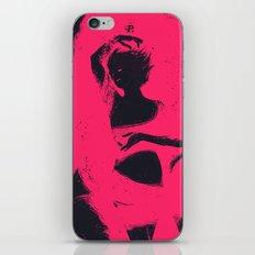 PYROKINESIS iPhone & iPod Skin