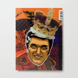 Liberace Metal Print