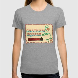 Chatham Square or Be Square T-shirt