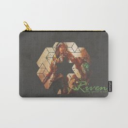 Riven My Spirit Is Not Lost Carry-All Pouch