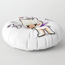 WOL Chibi Moogle Suit Floor Pillow