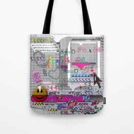 internetted2 Tote Bag