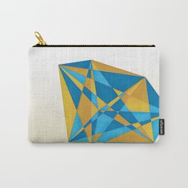 a new geometry Carry-All Pouch