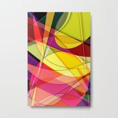 Abstract #367 Metal Print