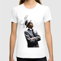 frank sinatra T-shirts featuring Frank Sinatra by BAS~