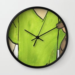 Shaggy and Scooby Wall Clock