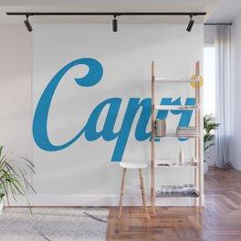Capri Wall Mural