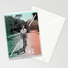 A.G. Collage Stationery Cards