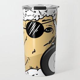 Billiard Cue Game Sport Funny Humor Gift Travel Mug