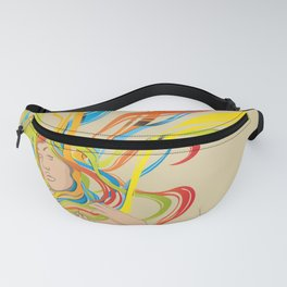 Abstraction – Hate to Love Fanny Pack