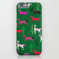 Wild Horses iPhone 6s Slim Case