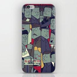 Inglourious Basterds iPhone Skin