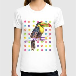 Toucan Happiness T-shirt