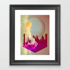 Castello Volante Framed Art Print